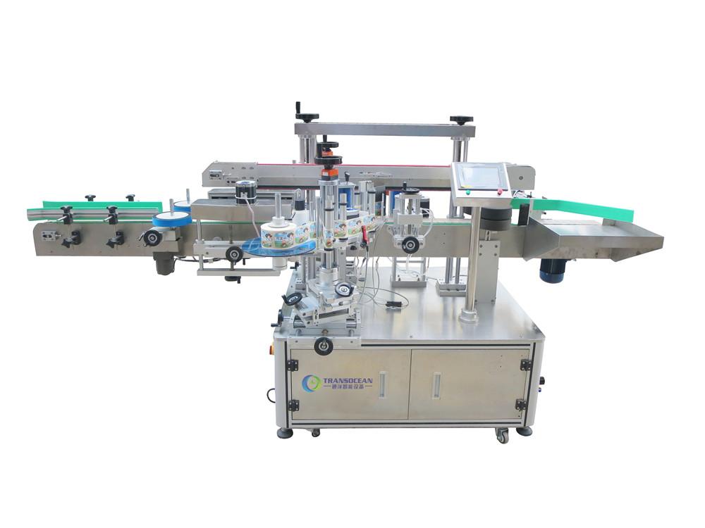 TY901A 标准款自动双侧面贴标机