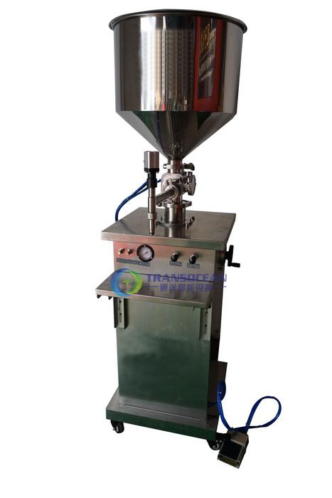 TY-G002立式膏体灌装机1