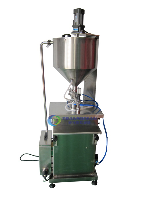 TY-G002立式膏体灌装机2