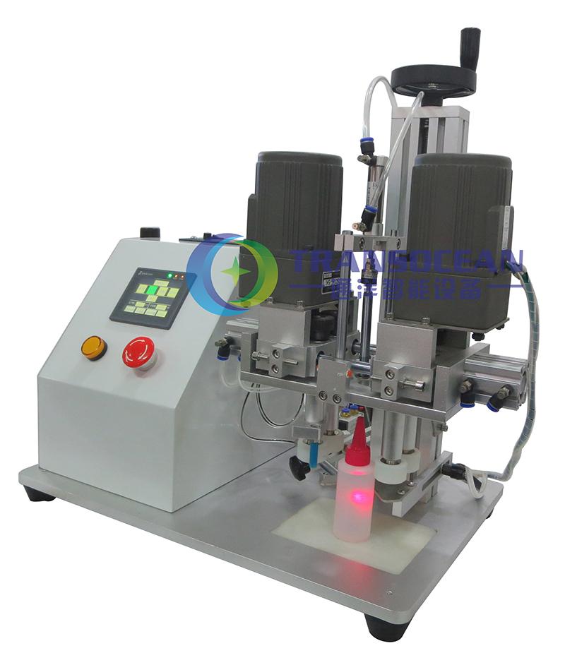 TY-X007半自动旋盖机2