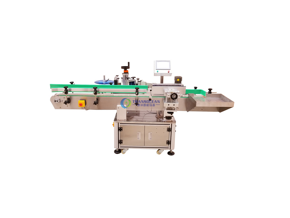 TY-602 自动搓滚式贴标机